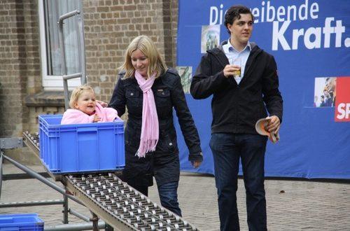 Familienfest der SPD in Hasbergen