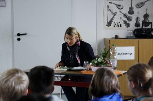 Bundesweiter Vorlesetag 2015