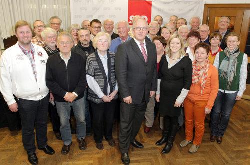 SPD nominiert Frank Stiller als Bürgermeisterkandidaten
