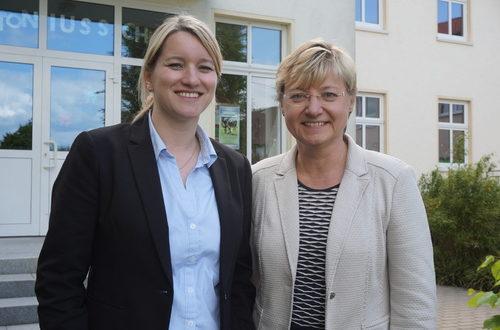 """Kathrin Wahlmann: Ministerium gibt grünes Licht für """"Sprachförderklassen"""" in Gellenbeck"""