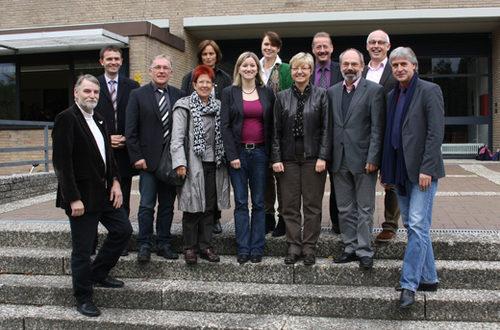 Besuch des AK Kultus in Oberschule Hagen a.T.W.