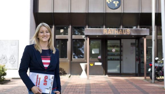 Kathrin Wahlmann bewirbt sich erneut um Landtagsmandat