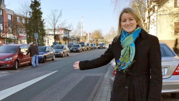 Landtagsabgeordnete Wahlmann empfiehlt: Modellversuch Tempo-30 auch für Hasbergen