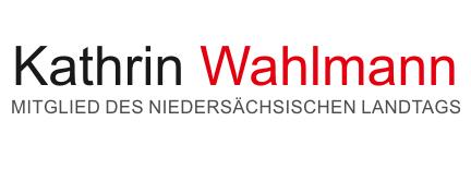 Kathrin Wahlmann, MdL
