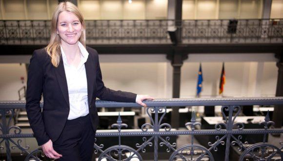 """Kathrin Wahlmann wird Vorsitzende im Parlamentarischen Untersuchungsausschuss """"Rechtsverstöße bei der Vergabe öffentlicher Aufträge"""""""